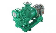 磁力驱动泵的工作原理