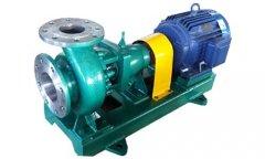 IH型单级单吸化工离心泵结构及用途