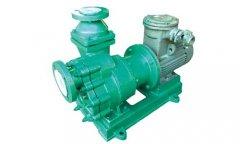 自吸泵泵壳及泵盖的装配方法