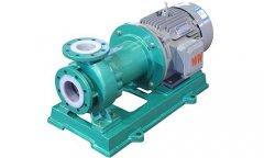 选择合适的磁力驱动泵