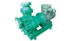 化工泵材质选型