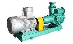自吸离心泵基本构造