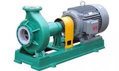 离心泵系列和材料的选择有哪些注意事项