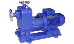 CQ系列磁力驱动泵结构与材料
