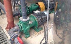 问:氟塑料磁力泵损坏原因有哪些?